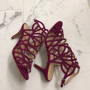 Vince Camuto Pelena Caged Heels